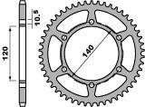 Couronne PBR 40 dents acier standard pas 520 type 475 - 47000213