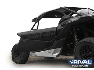 RIVAL Doors Lower Panels Can-Am Maverick X3