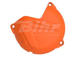 Protector tapa de embrague Polisport KTM naranja 8447700002