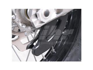 Protector disco de freno trasero AXP KTM/Husqvarna negro AX1413