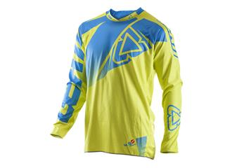 Maillot LEATT GPX 4.5 Lite lime/bleu Taille M