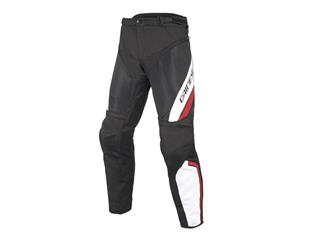 Textile Pants Dainese Drake Air  Blk/Wht/Red Sz 58