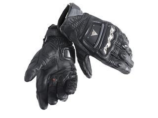 Dainese 4 Stroke Evo Gloves Black/Black/Black Size M