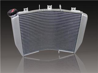BIHR LEFT-HAND WATER RADIATOR FOR KAWASAKI
