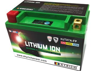 Batterie SKYRICH Lithium Ion LTX7A-BS sans entretien