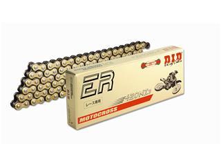 D.I.D 420 NZ3 Transmission Chain Gold/Black 124 Links - 455324