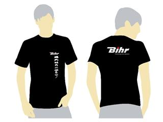 T-Shirt BIHR noir 2017 taille M - 980706M