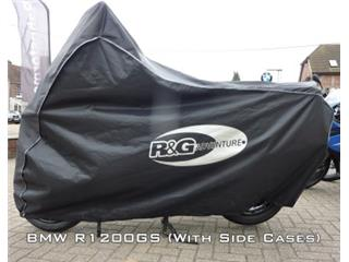 Housse de protection R&G RACING Adventure universelle argent - b668689e-9e38-4948-8d6a-22bde865687f