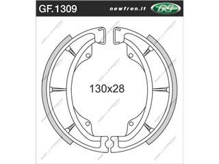 Mâchoire de frein NEWFREN GF1309 organique Suzuki Epicuro UC125