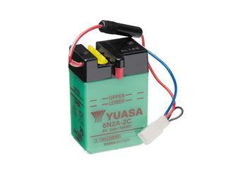 Batterie YUASA 6N2A-2C