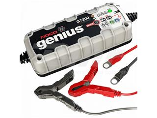Cargador de batería inteligente NOCO 7.2A 12/24V 230Ah