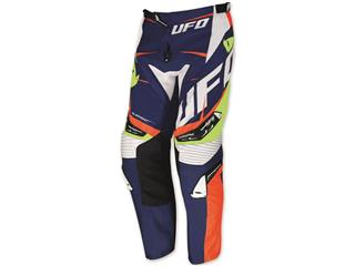 UFO Element Pants Blue/Red/Fluoro Yellow Size 38(EU) - 30(US)