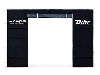 BIHR Home Track Side panel featuring zipped-removable door for Paddock Canopy 3x3m P/N 980126 - 980242