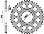 Kettenrad Stahl 44 Zähne PBR GSX-R1100 (530)