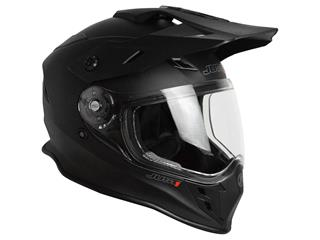 Casque JUST1 J34 Adventure Solid noir mat taille S
