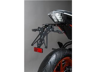 Support de plaque ajustable LIGHTECH KTM Duke 790 - 4417152