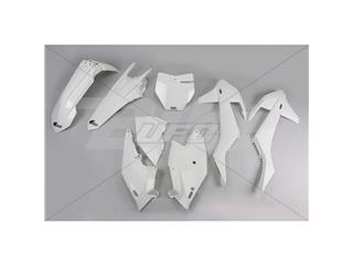 Kit plástica completo UFO KTM blanco KTKIT517-047