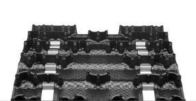"CAMSO COBRA  TRAIL Track 345cm x 38cm x 34mm x 2,52"""