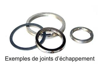 JOINT D'ECHAPPEMENT HUSQVARNA POUR CROSS COUNTRY 125 1990-91 - 656001