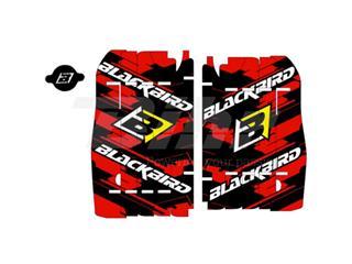 AUTOCOLANTES para grelhas de radiador Blackbird Honda A104