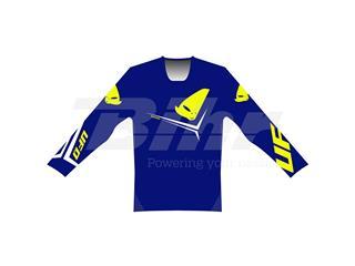Camiseta UFO Egon Slim Azul, Talla S MG04434CS
