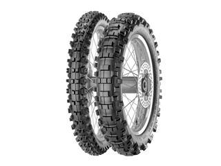METZELER Tyre MCE Six Days Extreme Hard (F) 90/100-21 M/C 57R TT M+S