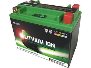Batterie SKYRICH Lithium Ion LTX20L-BS sans entretien - 327110