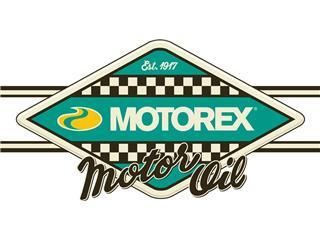 Plaque de métal MOTOREX Classic Line 60 X 32cm - 441994