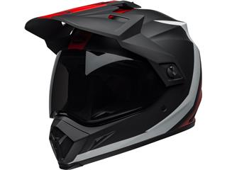 Casque BELL MX-9 Adventure Mips Switchback Matte Black/Red/White taille XS