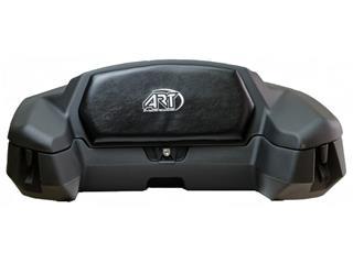 Coffre arrière ART Cargo quad noir