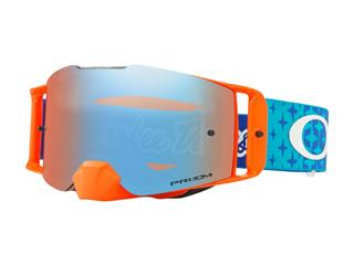 Masque OAKLEY Front Line Starburst écran Prizm MX Sapphire Iridium Lens
