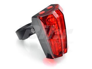 Luz traseira LED + indicador pista laser - b8caa2de-72b7-4d83-89ce-069fe48344dd
