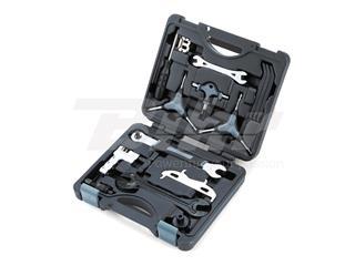 Maletín de herramientas 17 piezas. Super B - REF TBA1000