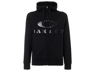 Hoodie OAKLEY Bark FZ Blackout taille XXL - 825000220172
