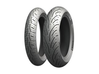 Däck MICHELIN SCOOT RAD. PILOT ROAD 4 SC 160/60 R 15 M/C 67H TL