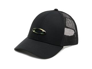 OAKLEY Trucket Ellipse Hat Blackout - 825000290101