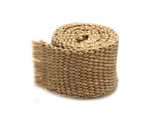 ACOUSTA-FIL Exhaust Heat Wrap 50mm x 7.5m 650°C Brown