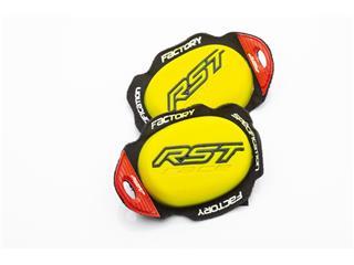 RST Factory Reverse Velcro Knee Sliders Geel - 821000040501