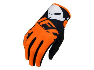 UFO Mizar Gloves Orange Size 12