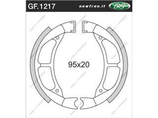 Mâchoire de frein NEWFREN GF1217 organique MBK Active 50