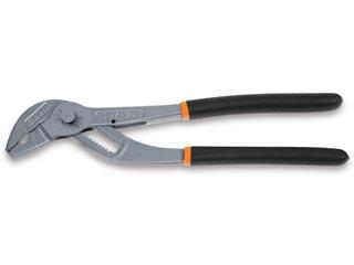 BETA Verstellbare Zange mit Tasteneinstellung, mit PVC-überzug