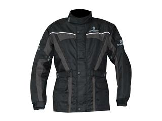 J14 SPARTAN JACKET BLACK/GREY 2XL - 25J14B6