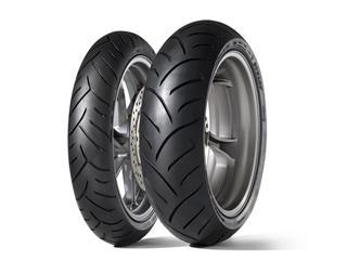 DUNLOP Tyre SPORTMAX ROADSMART 180/55 ZR 17 M/C (73W) TL