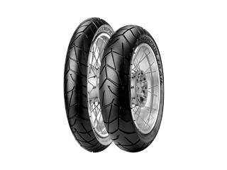Pneu PIRELLI Scorpion Trail (F)(E) STD + Honda CB500X 120/70 ZR 17 M/C 58W TL