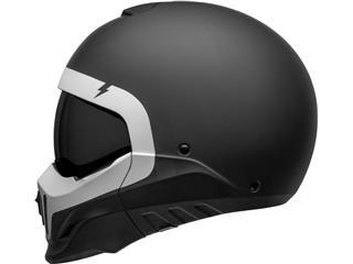Casque BELL Broozer Cranium Matte Black/White taille XXL - bac81f40-34a5-4887-b39c-25e34d9375d3