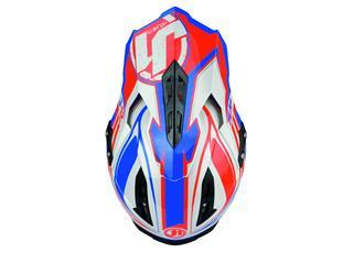 JUST1 J12 Helmet Flame Red/Blue Size XL - baccd031-792f-425c-ae9b-96d19514fd41