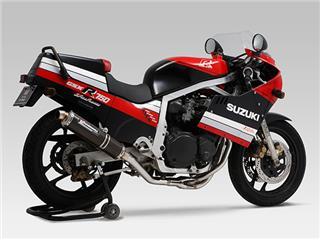 Ligne complète Cyclone Street Sport Yoshimura carbone Suzuki GSX-R1100 - 750219