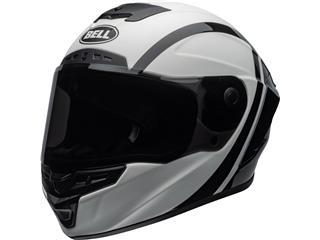 BELL Star DLX Mips Helmet Tantrum Matte/Gloss White/Black/Titanium Size XL - 800000024571
