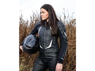 Pantalon RST Blade II cuir noir taille XL femme - bafe25a6-54bc-4316-9b2c-ea07f21adcec
