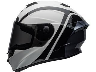BELL Star DLX Mips Helmet Tantrum Matte/Gloss White/Black/Titanium Size M - bb08e875-6163-4372-a1b6-1fa4f61b8397